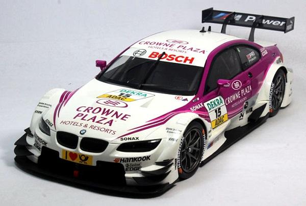 โมเดลรถ โมเดลรถเหล็ก โมเดลรถยนต์ BMW M3 DTM 1