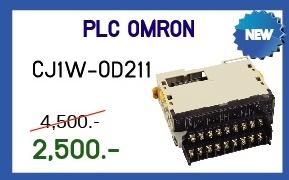 PLC OMRON Model:CL1W-OD211  (สินค้าใหม่) ราคา 2,500 บาท