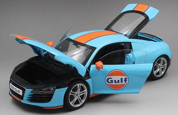 โมเดลรถ โมเดลรถเหล็ก โมเดลรถยนต์ Audi R8 Sports 4
