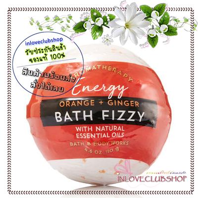 Bath & Body Works / Bath Fizzy 130 g. (Energy - Orange Ginger)
