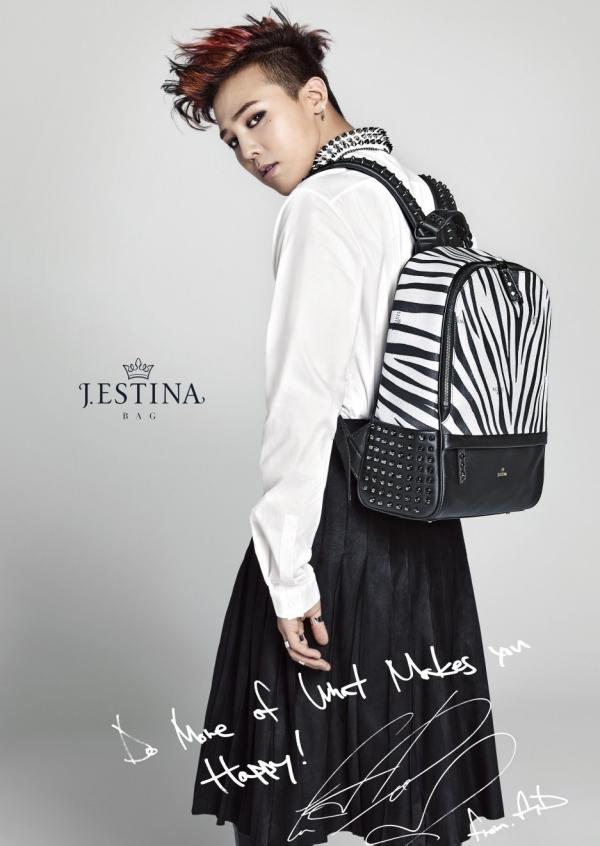 กระเป๋าเป้ J.ESTINA g-dragon [PSB040]
