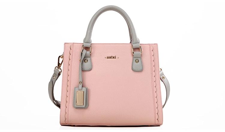 กระเป๋า Axixi ของแท้ รุ่น 11219 (Pink)