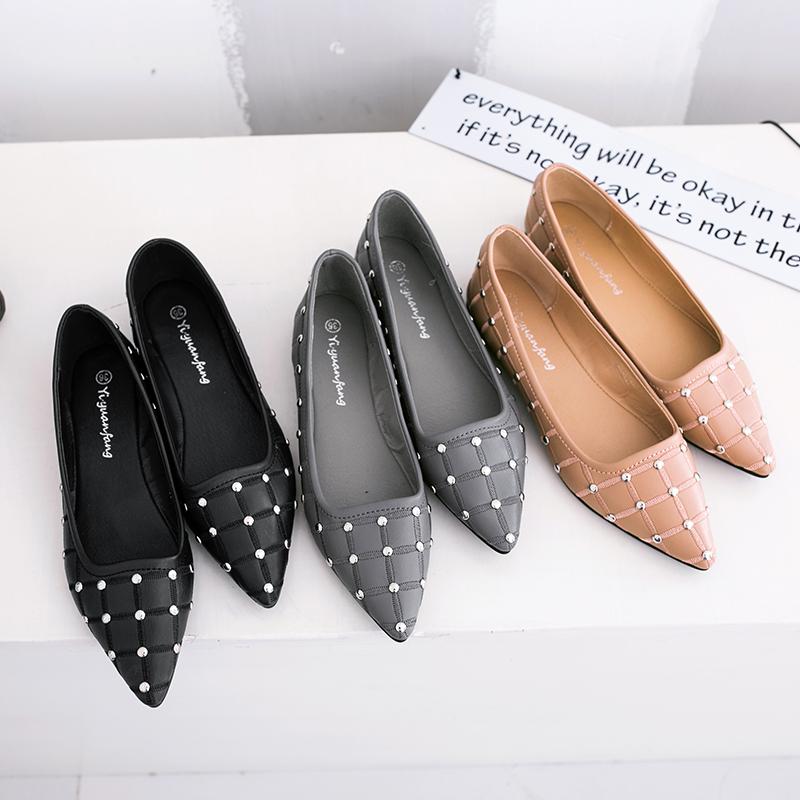 รองเท้าคัทชูส้นสูง รองเท้าแฟชั่น
