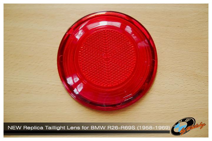 เลนส์ไฟท้าย สำหรับ BMW R26-R69s