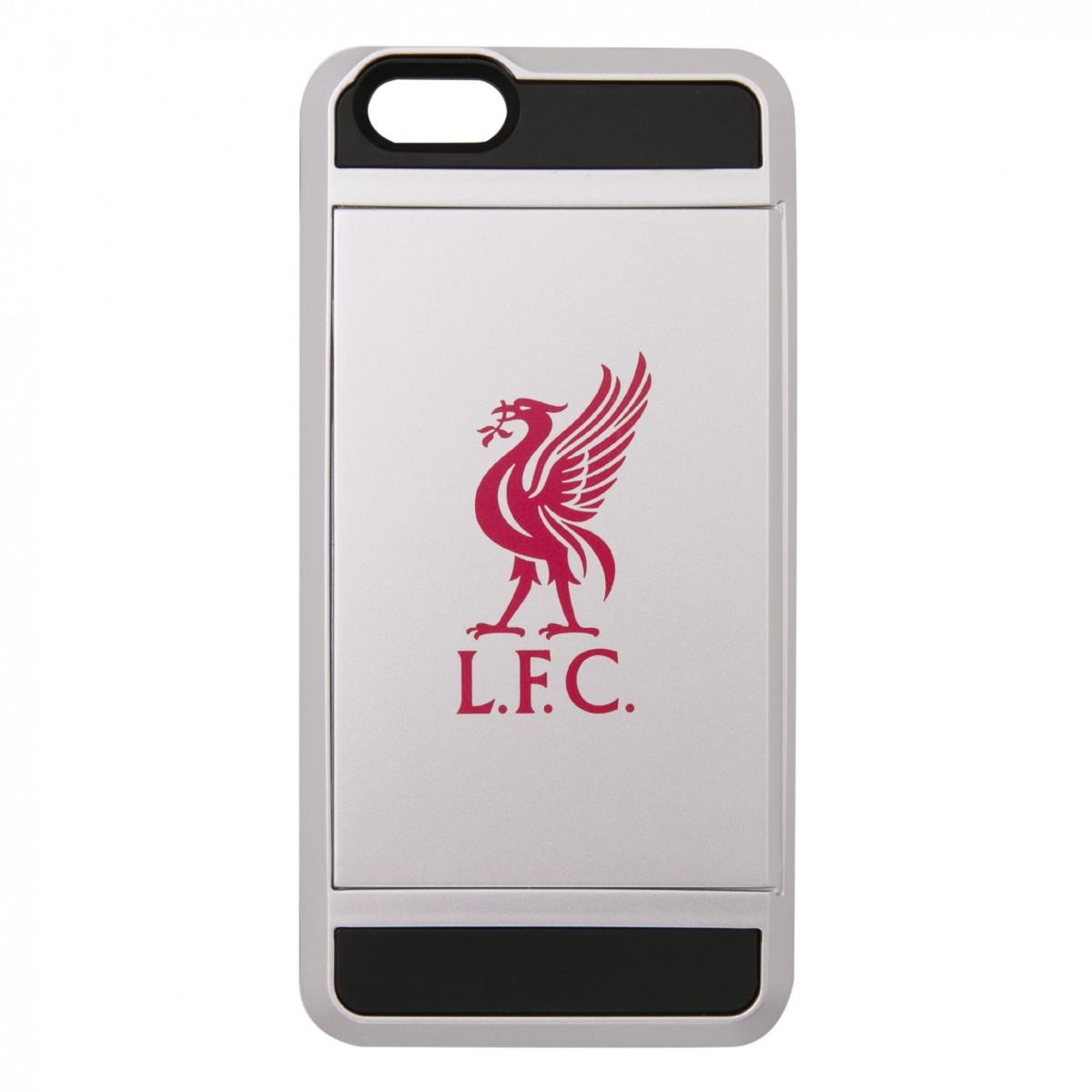 เคสไอโฟน6 ลิเวอร์พูลของแท้ Liverpool iPhone 6 Card Wallet Case
