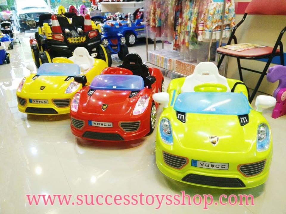 รถแบตเตอรี่เด็กนั่งไฟฟ้า รุ่น ln8620 3 สี เขียว เหลือง แดง