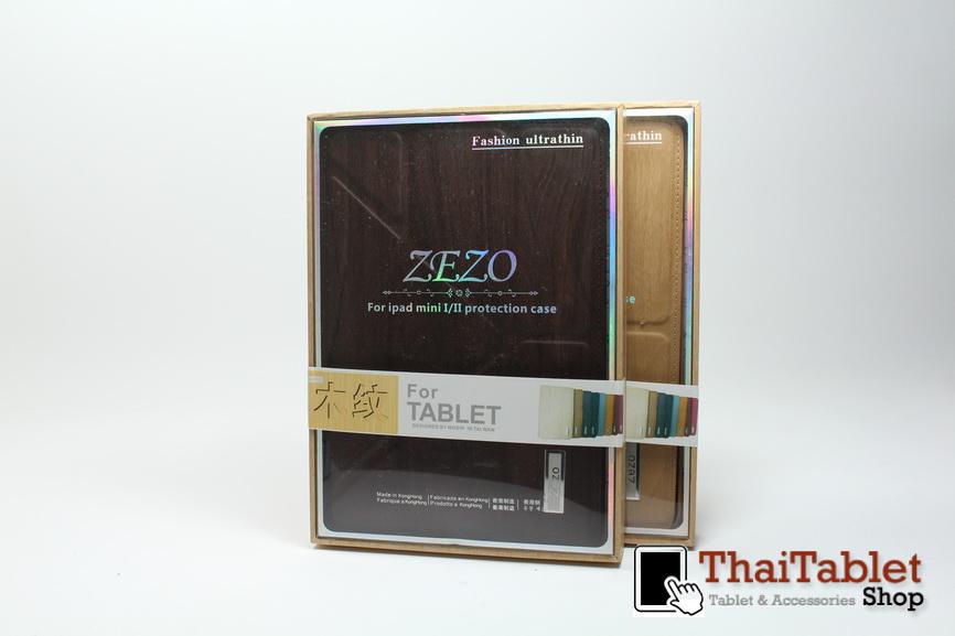 เคส iPad mini 2/3 รุ่น Wooden Case