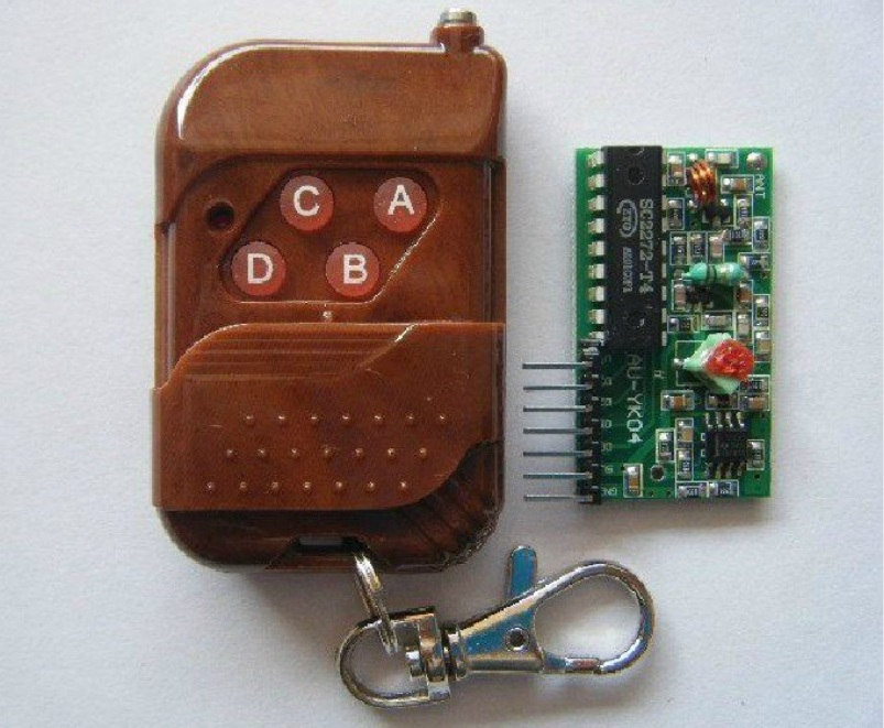 Wireless Remote Control Module (2262/2272)