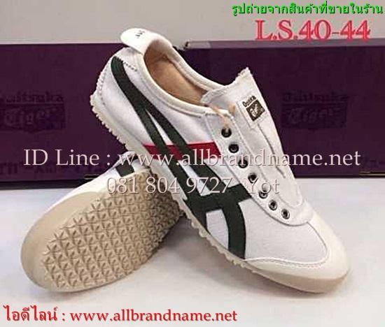 รองเท้าผ้าใบ Onitsuka Tiger Slip On size 40-44