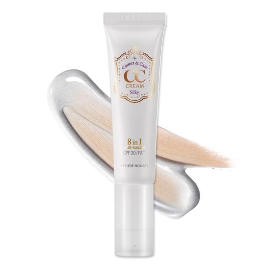 Etude House CC Cream SPF30/PA++ เบอร์ 1 Silky