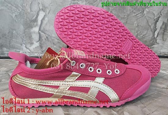 รองเท้าผ้าใบ Onitsuka Tiger Slip On งานมิลเลอร์ size 36-40