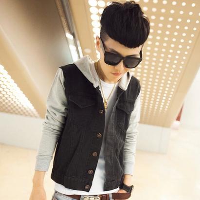 เสื้อผ้าผู้ชาย | เสื้อคลุมผู้ชาย เสื้อกันหนาว แฟชั่นเกาหลี