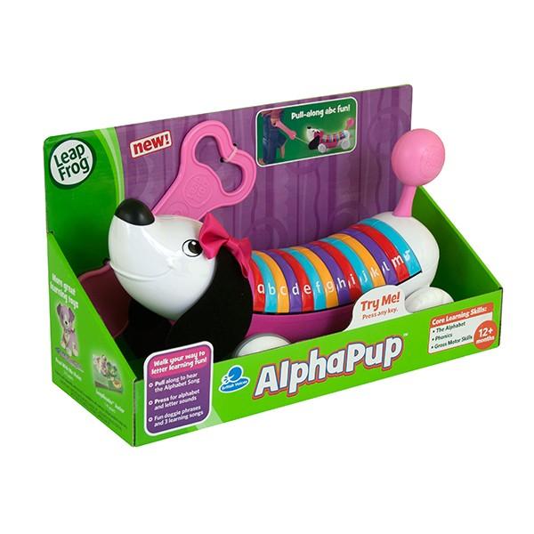 หมาน้อยสอน abc leap frog alpha pup