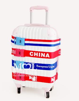 สายรัดกระเป๋าเดินทางนานาชาติ safebet