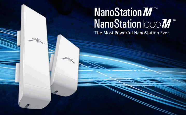 UBiQUiTi NanoStation M5