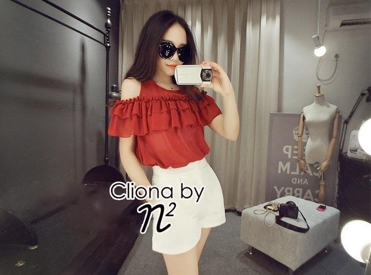 Cliona made, Casual Oppo Rabay Short Set