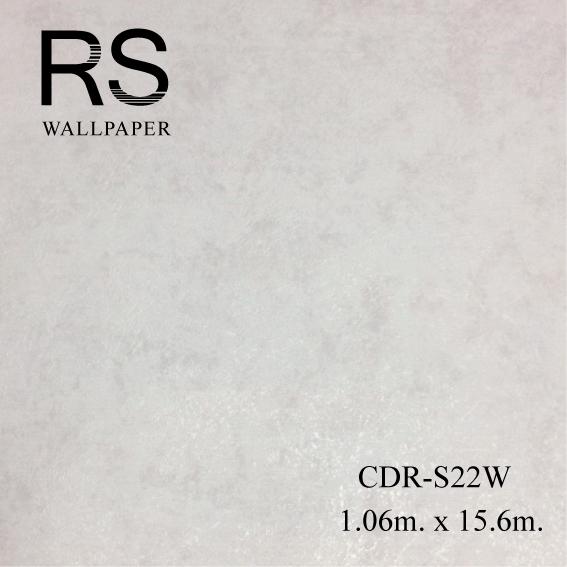 วอลเปเปอร์ลายปูนเปลือย CDR-S22W