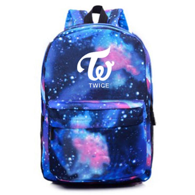 กระเป๋าเป้ลายกาแล็กซี่ - TWICE