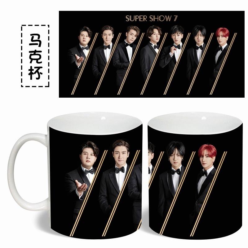 แก้วมัค SJ สีขาว เลือกลายได้