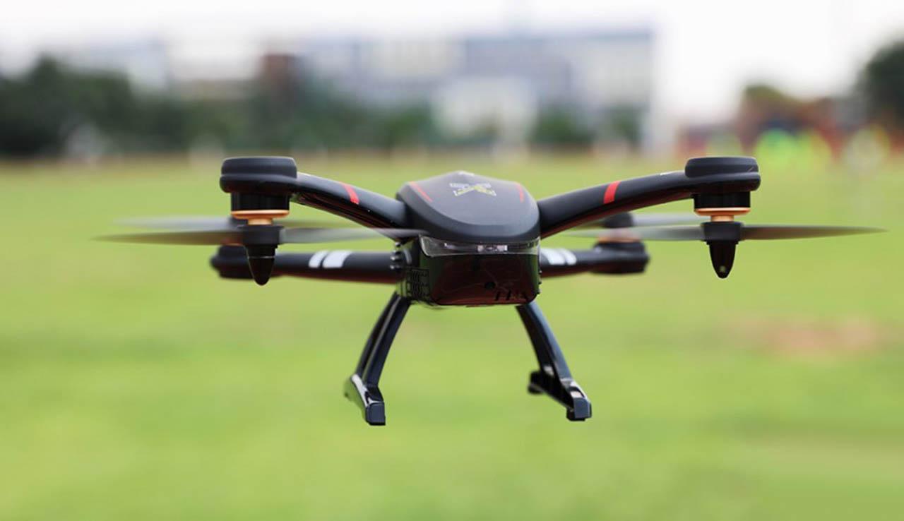 CX-23 GPS Drone 5.8gz Brushless Motor+ดาวเทียมบินอยู่กับที่