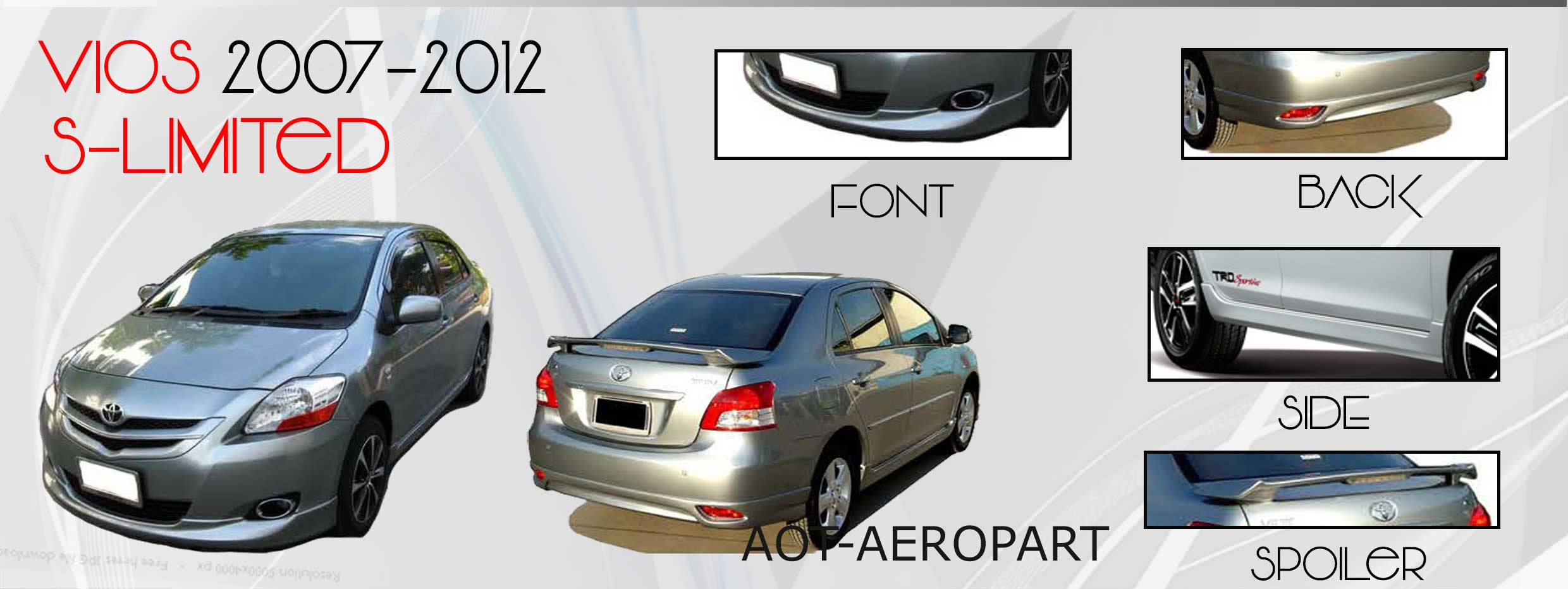 Vios S-limited