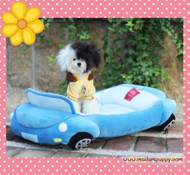 ที่นอนน้องหมา ที่นอนแฟนซีรูปรถยนต์ ฟรีไซส์