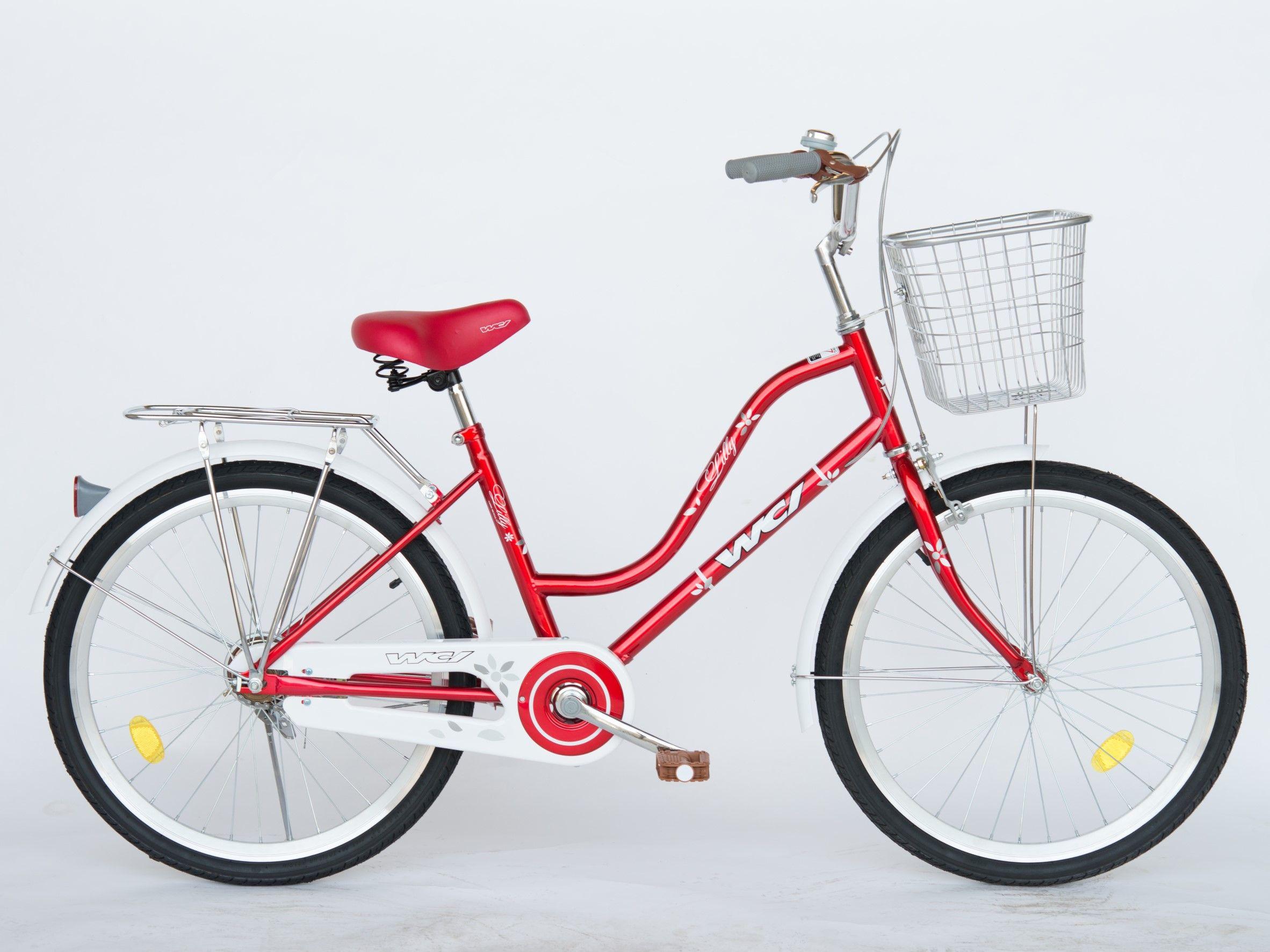 """WCI : LILLY จักรยานแม่บ้าน 24"""""""