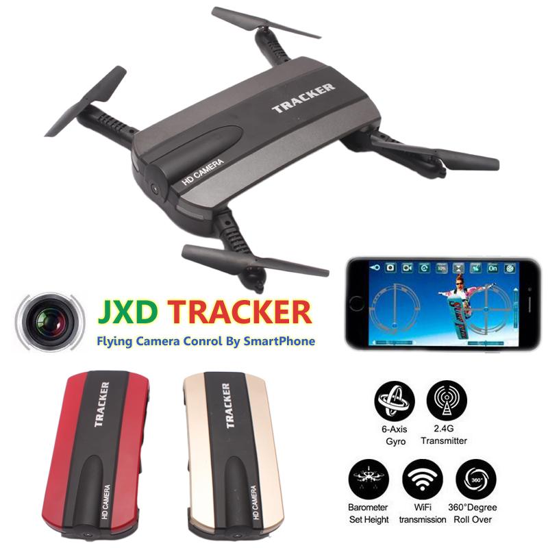JXD 523 Tracker Mini Selfie Drone