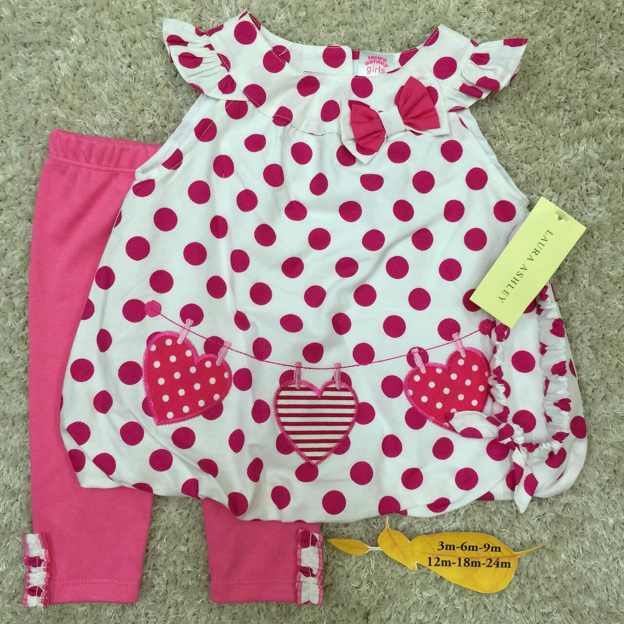 เสื้อผ้าเด็ก (พร้อมส่ง!!) 170460-20