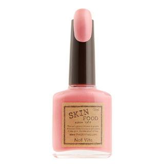 Skinfood Nail Vita #PK215 Worm Pink