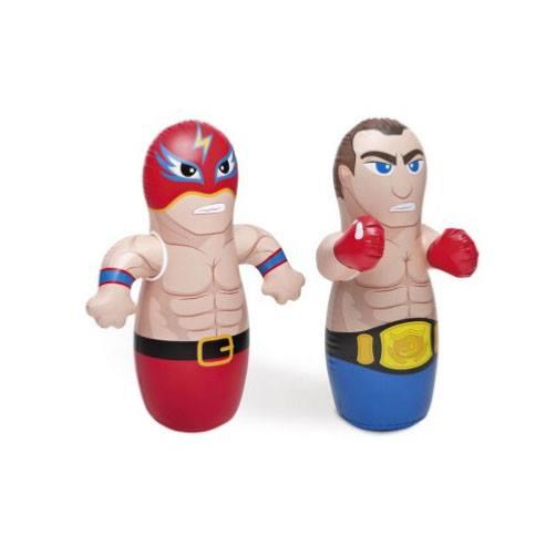 Intex 44672 ตุ๊กตาล้มลุกเป่าลม 3-D Bop Bags Boxing