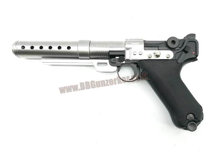 AW Custom Luger P.08 Star Wars Style (K00002+K00003) - Armorer Works