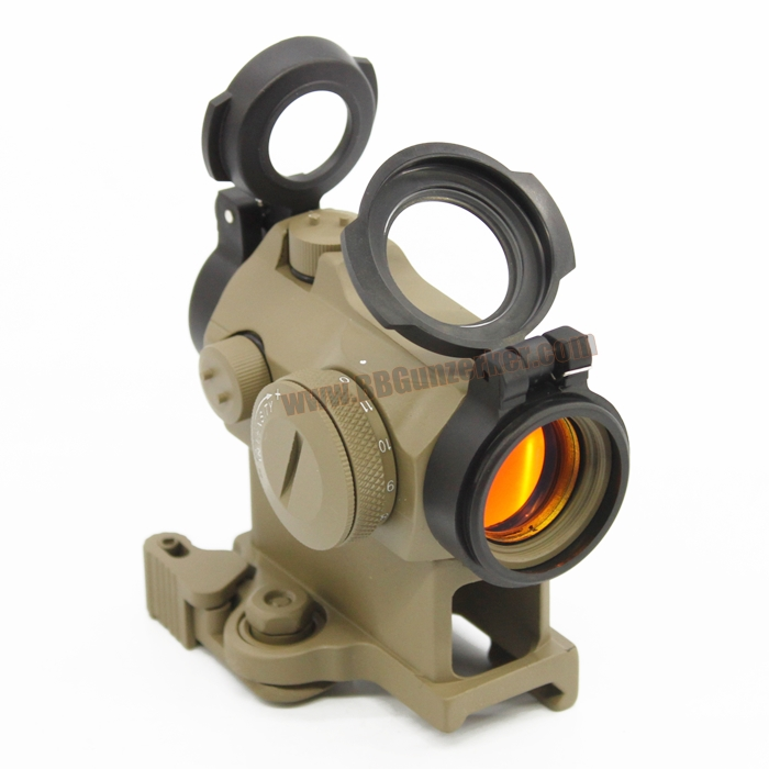 Red Dot Aimpoint Micro T2 สีทราย + ขา 90 องศา