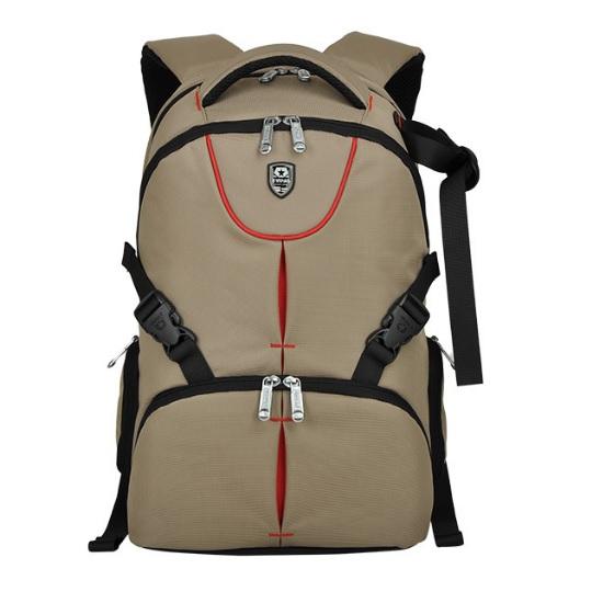 กระเป๋ากล้อง SINPAID รุ่นbackpack SY-02 สีกากี