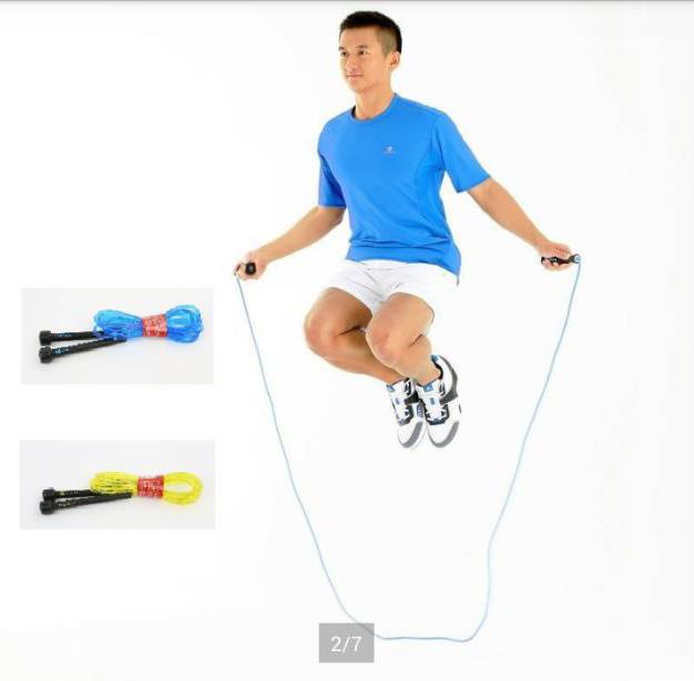 (พร้อมส่ง)เชือกกระโดดออกกำลังกาย ESSENTIAL