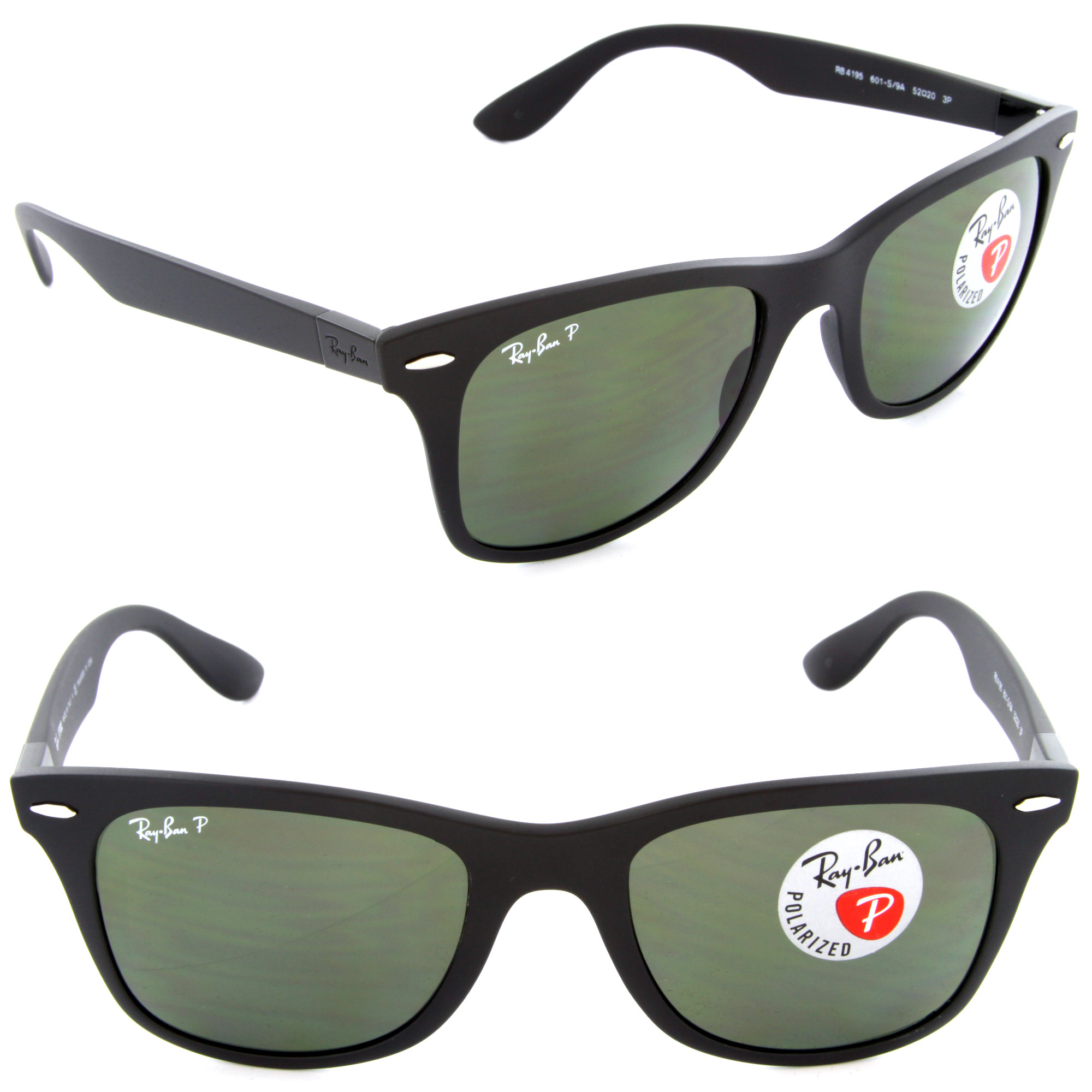 Ray Ban Wayfarer 150 Temple Length  64203a5a923b1