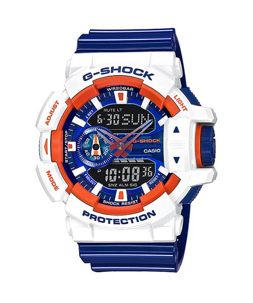 GShock G-Shockของแท้ ประกันศูนย์ GA-400CS-7A EndYearSale