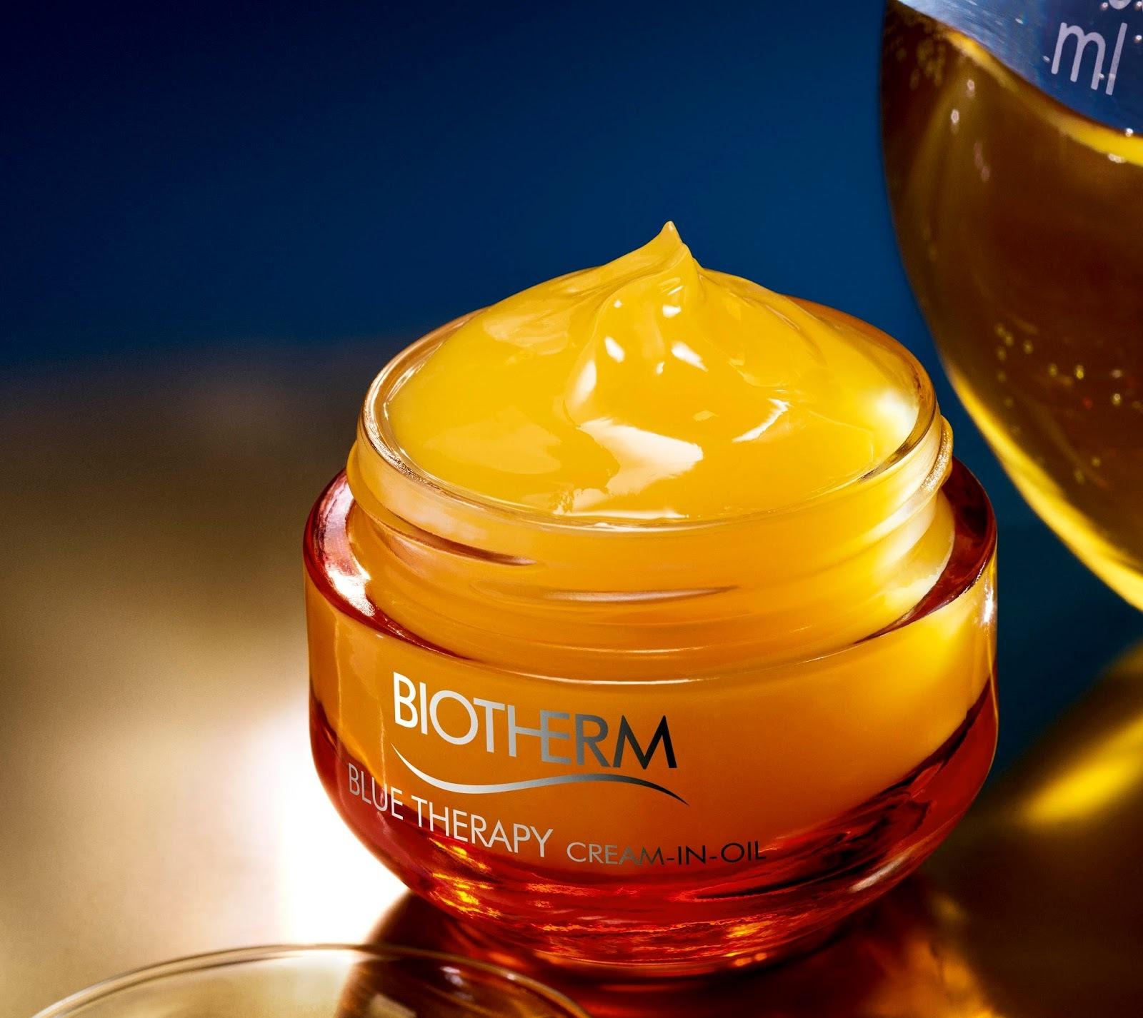 พร้อมส่ง Biotherm Blue Therapy Cream in Oil 50 mL.