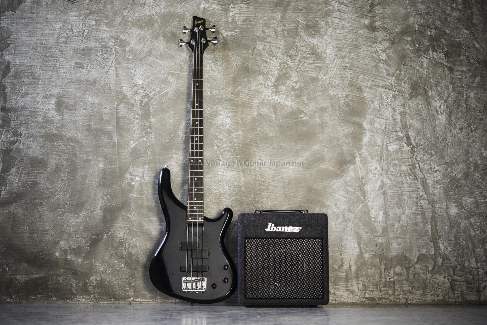 แอมป์เบสไฟฟ้ามือสอง IBANEZ IBZ-B Bass Amp No.4