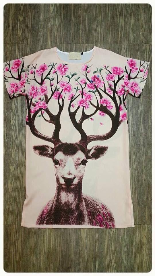 ชุดเดรสเกาหลี พร้อมส่งเดรสกวาง ผ้าดีเนื้อหนามีน้ำหนัก