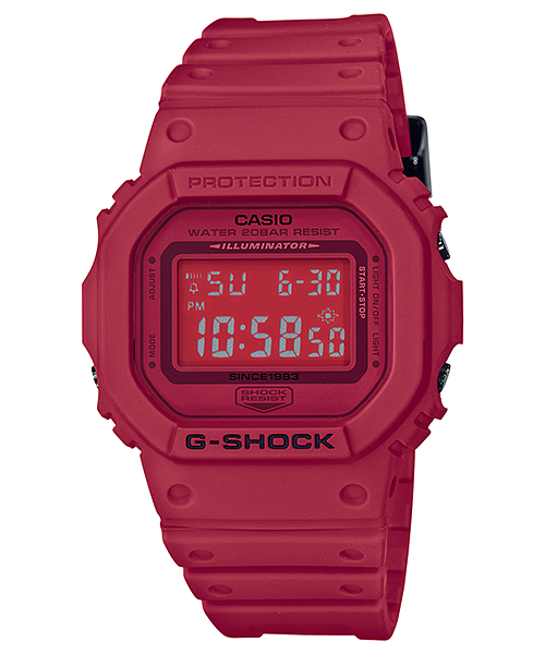 G-SHOCK 35TH LIMITED DW-5635C-4