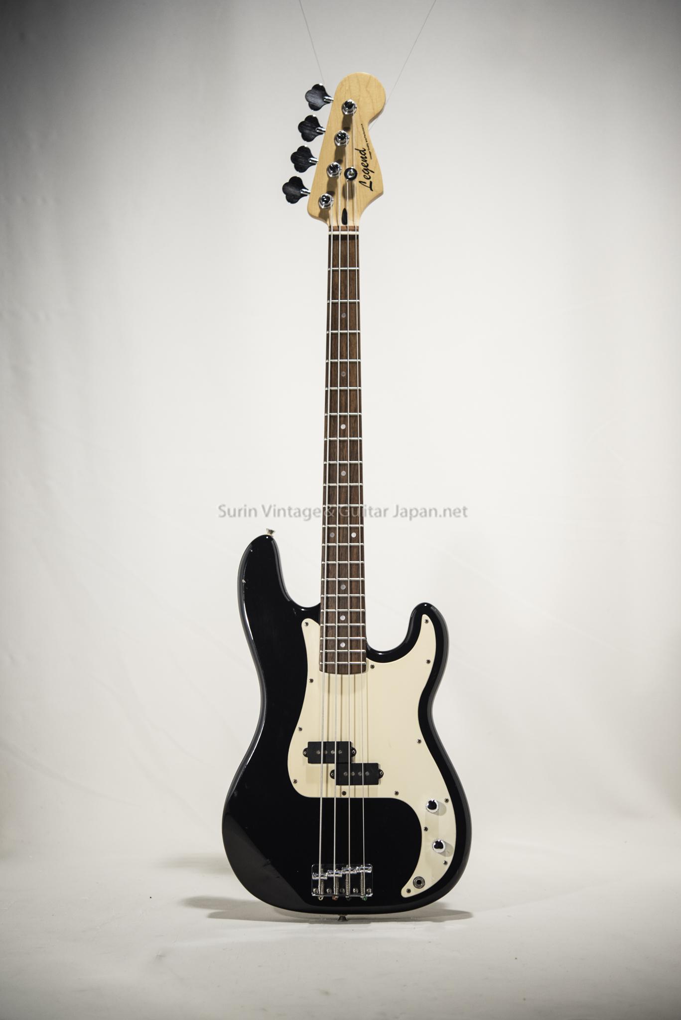 กีต้าร์เบสไฟฟ้ามือสอง LEGEND P-Bass No.7