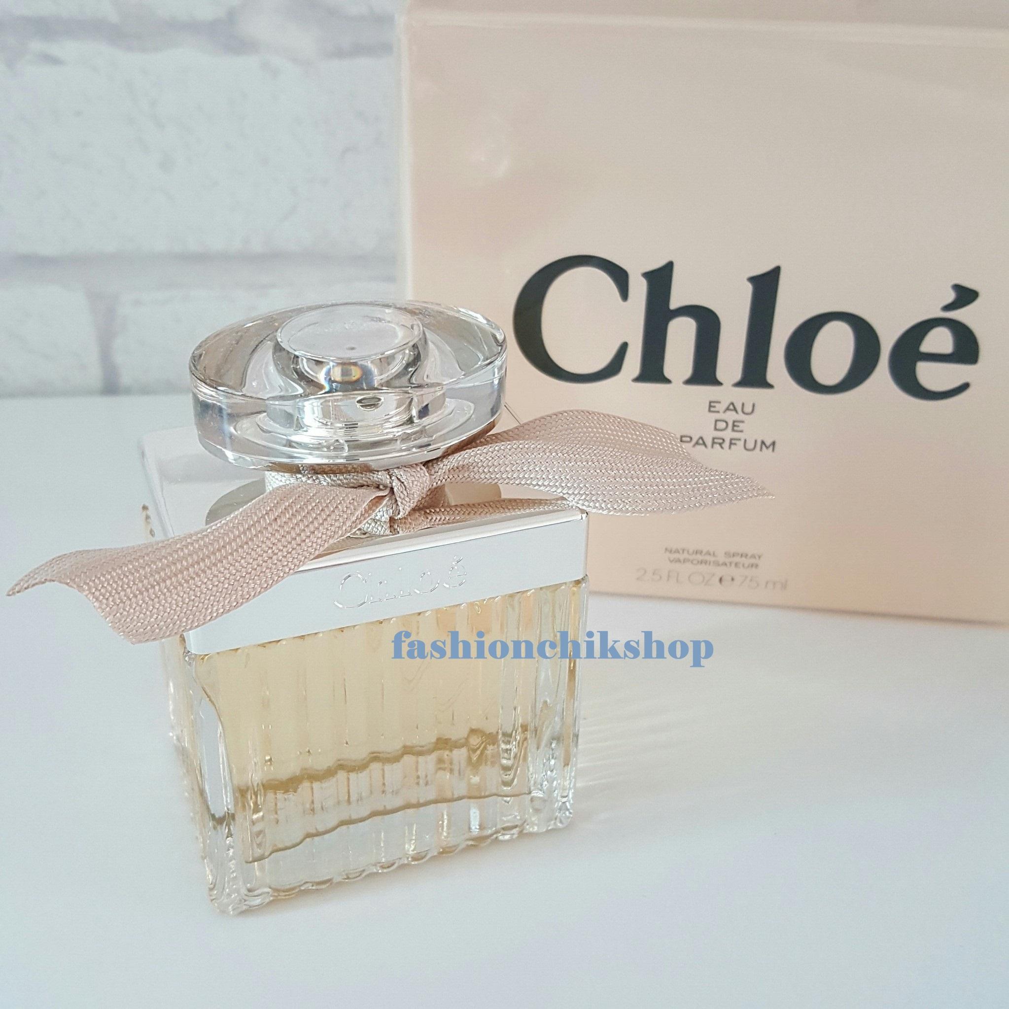 พร้อมส่ง ตำนานน้ำหอมบทใหม่ Eau De Parfum จาก Chloe