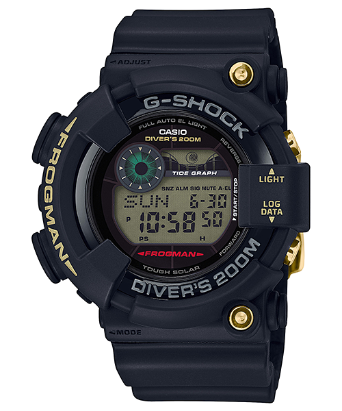 G-SHOCK ORIGIN GOLD 35TH LIMITED GF-8235D-1B