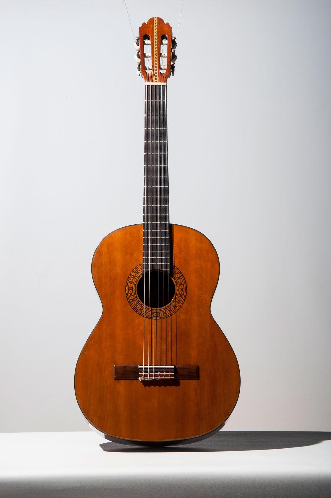 Fuji guitar กีต้าร์โปร่งมือสอง