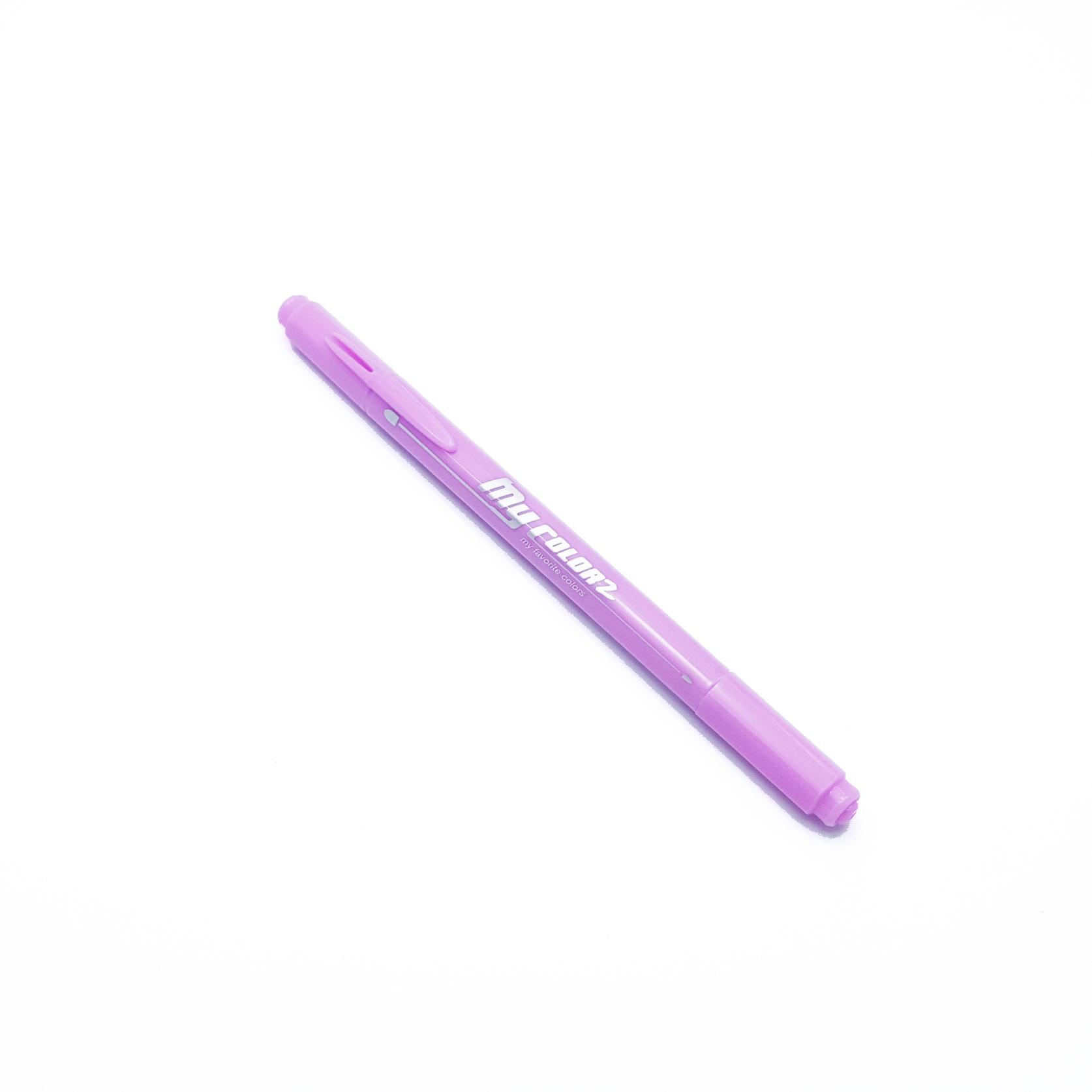 ปากกาสี 2 หัว My Color 2 - No.56 Old Rose