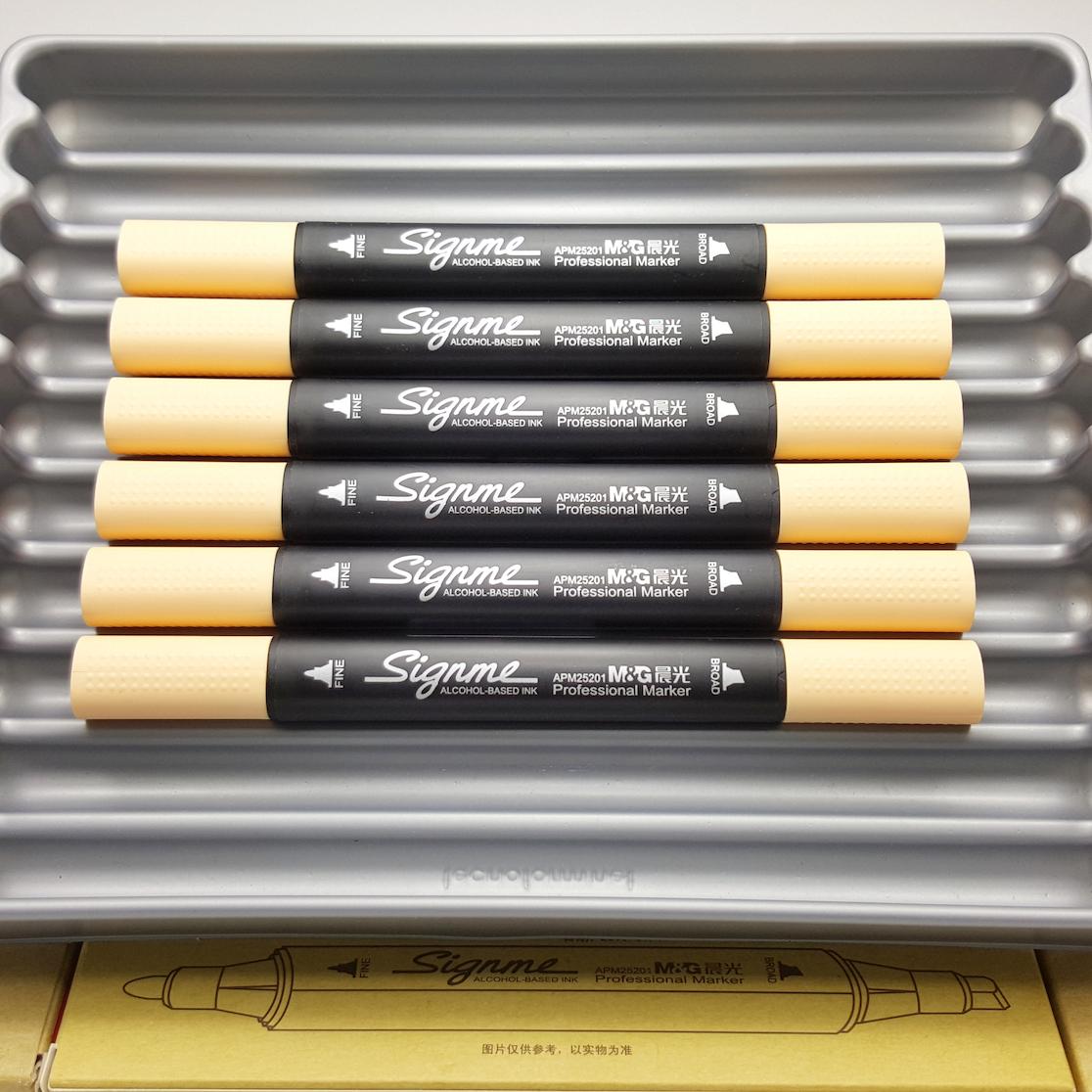 ปากกามาร์คเกอร์ไซน์มิ Signme Professional Marker - #025