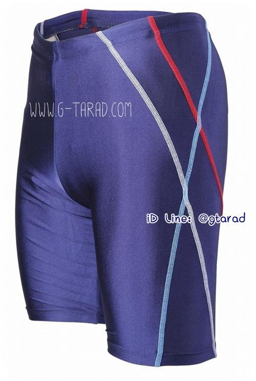 BCS กางเกงว่ายน้ำชาย ผู้ใหญ่ ขาสามส่วน