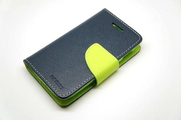 Goospery Case For Samsung Galaxy Y สีน้ำเงินเข้ม