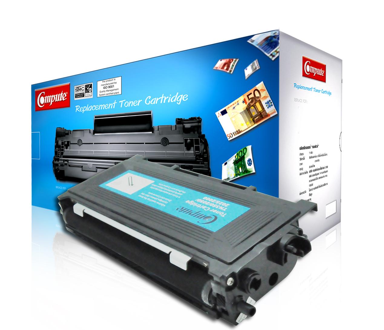 ตลับหมึกเลเซอร์ Compute BROTHER TN-2025/350/2000/2050 (Toner Cartridge)